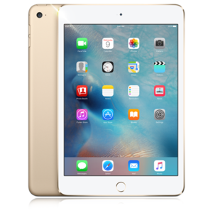 Apple iPad mini 4 WiFi 16GB Gold
