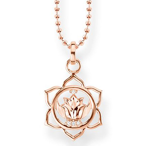 THOMAS SABO NECKLACE SPLENIC CHAKRA