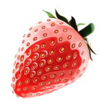 that a french strawberry :)